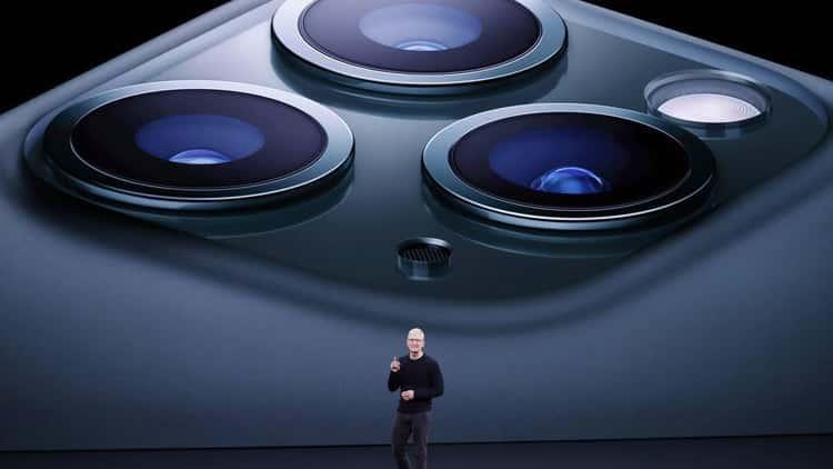 marketing experiencial Apple Keynote