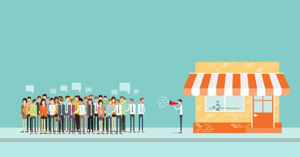 reseñas de clientes para tu negocio local.