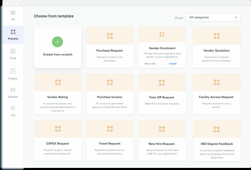 herramientas Low Code