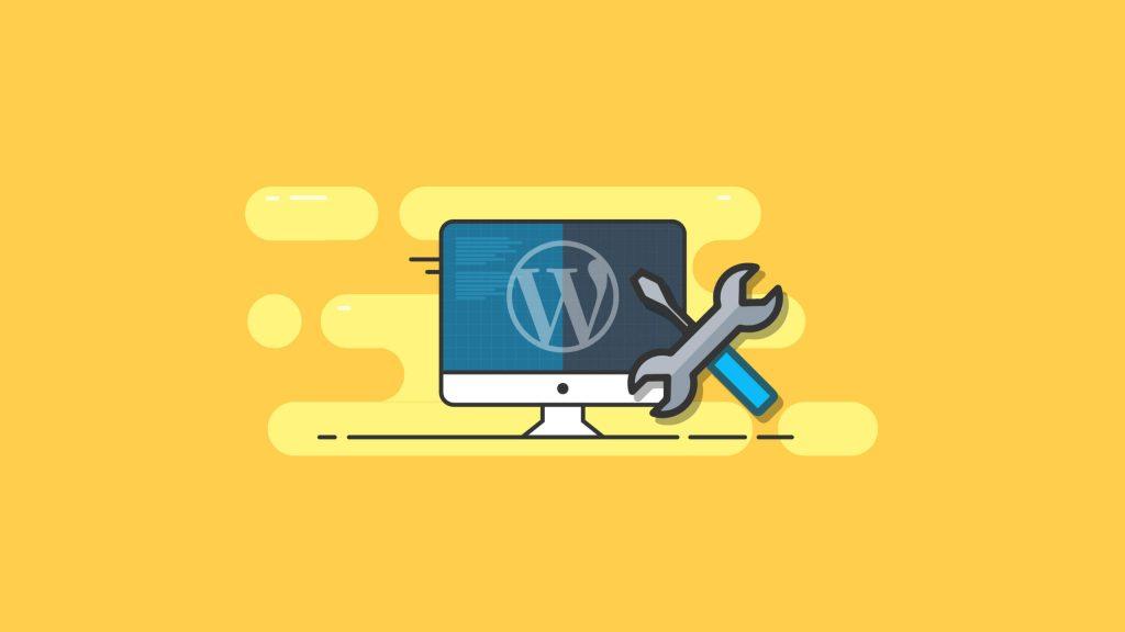 mantenimiento de WordPress