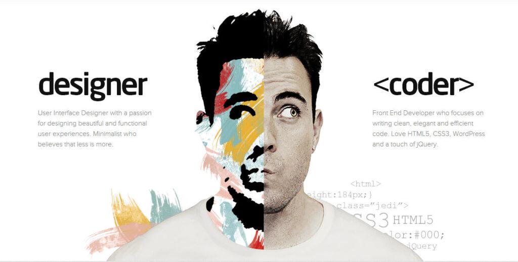 Desarrollador web vs diseñador web